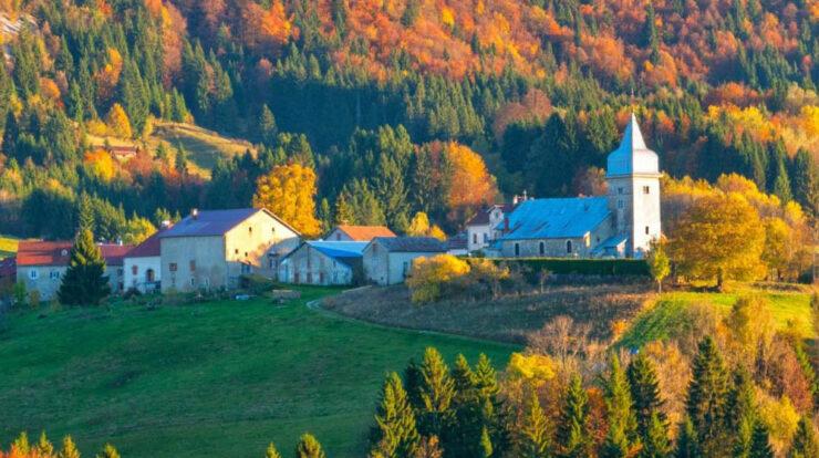 Voyager dans le Jura